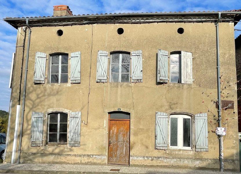 Maison à vendre 89.86m2 à Cazères-sur-l'Adour