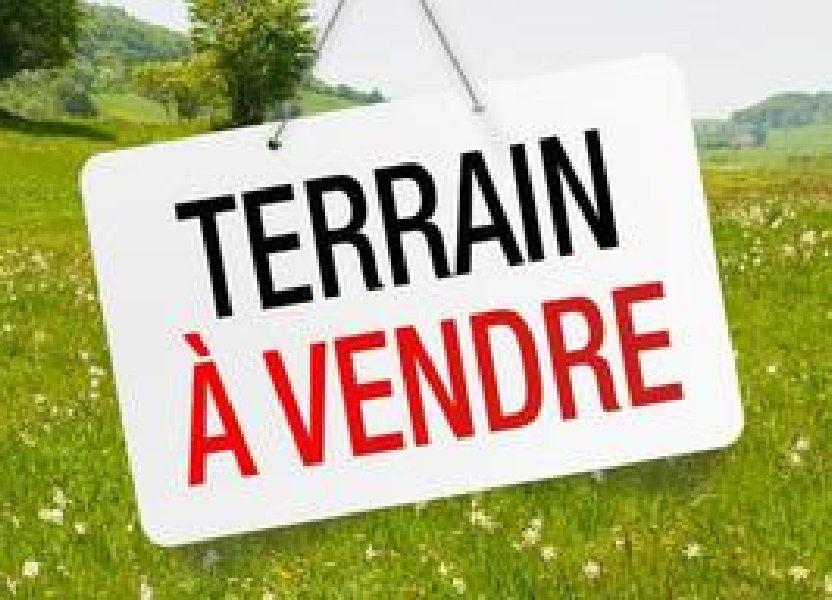 Terrain à vendre 1035m2 à Saint-Loubouer