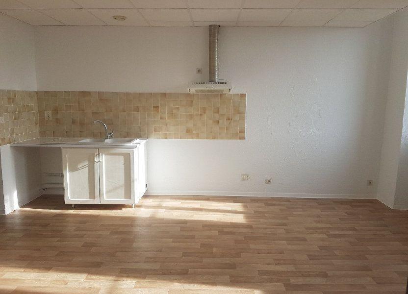 Appartement à louer 44m2 à Le Houga