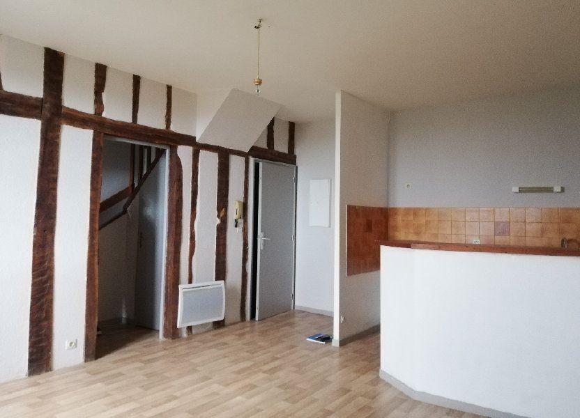 Appartement à louer 66m2 à Le Houga