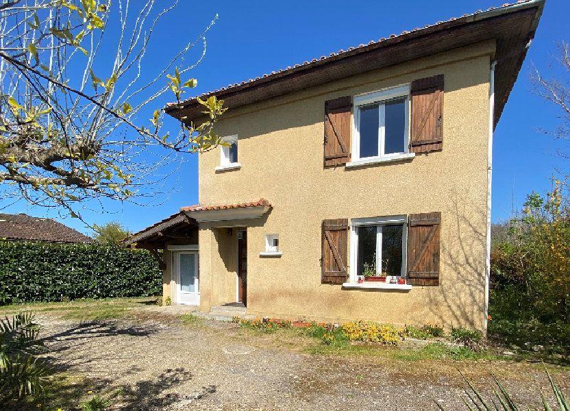 Maison à vendre 111m2 à Barcelonne-du-Gers