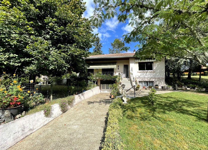 Maison à vendre 115m2 à Saint-Cricq-Villeneuve