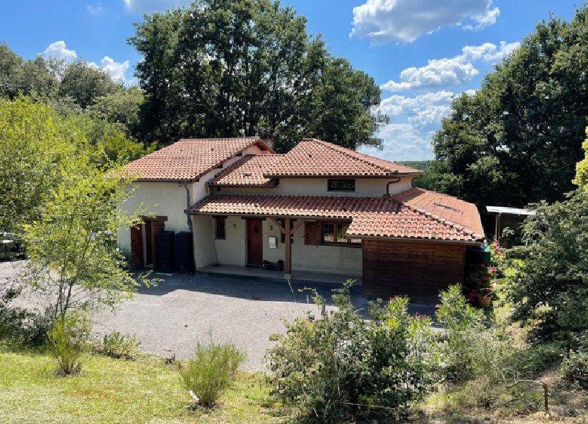 Maison à vendre 145m2 à Barcelonne-du-Gers