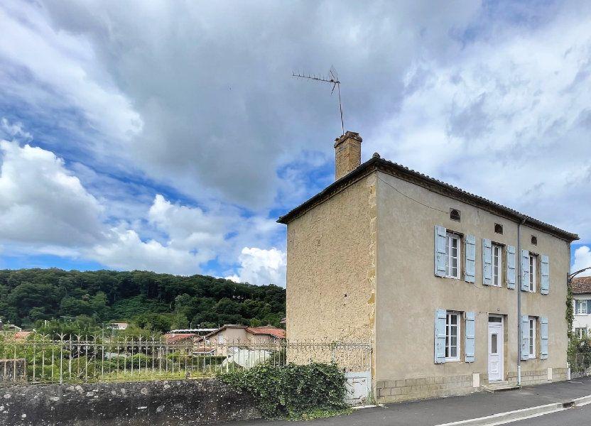 Maison à vendre 90m2 à Aire-sur-l'Adour