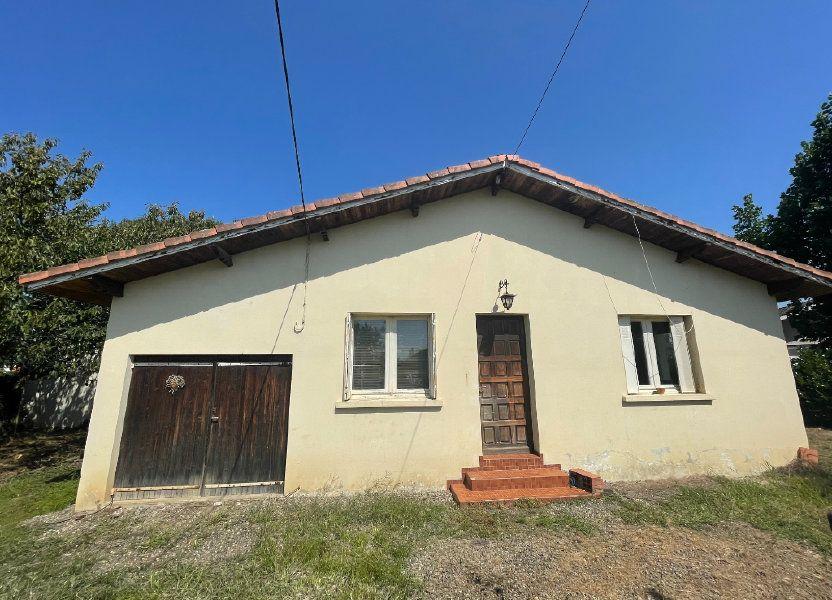 Maison à vendre 62m2 à Barcelonne-du-Gers