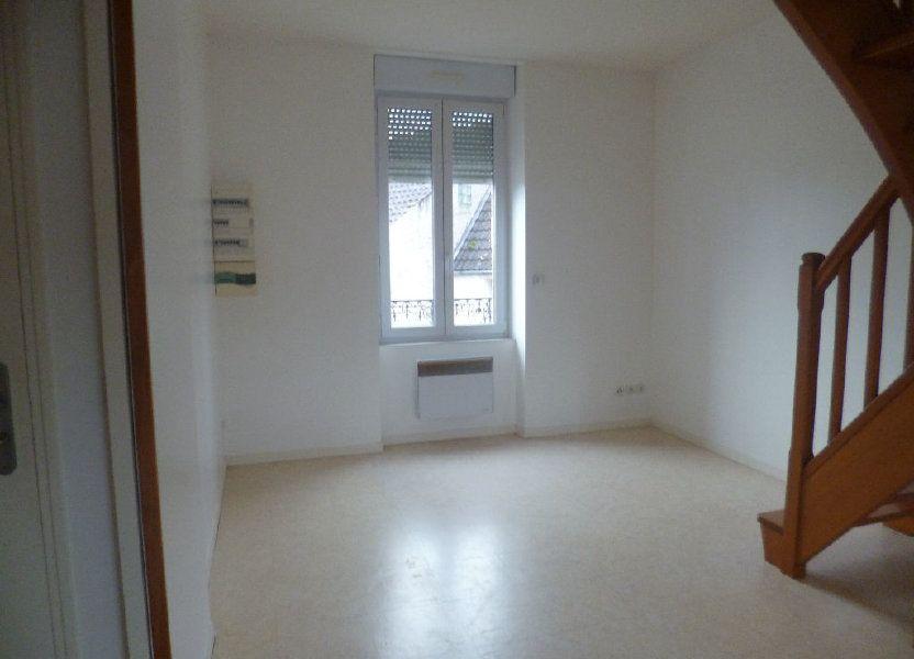 Appartement à louer 47m2 à Sully-sur-Loire