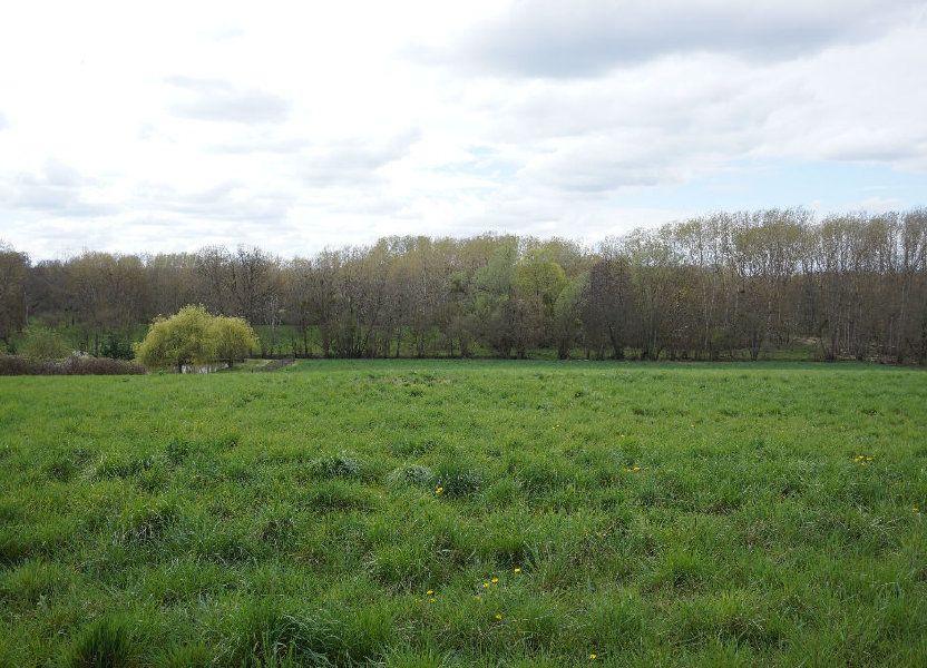 Terrain à vendre 2901m2 à Châtillon-Coligny