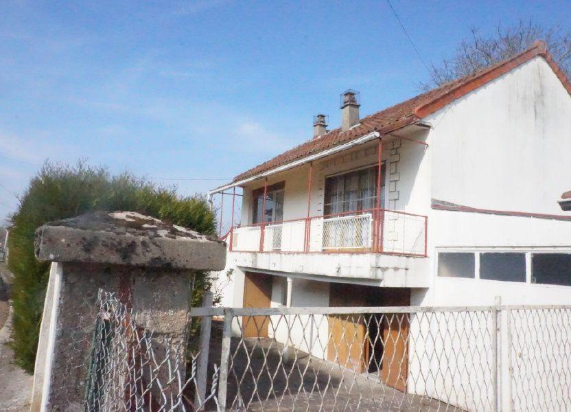 Maison à vendre 88m2 à Châtillon-Coligny