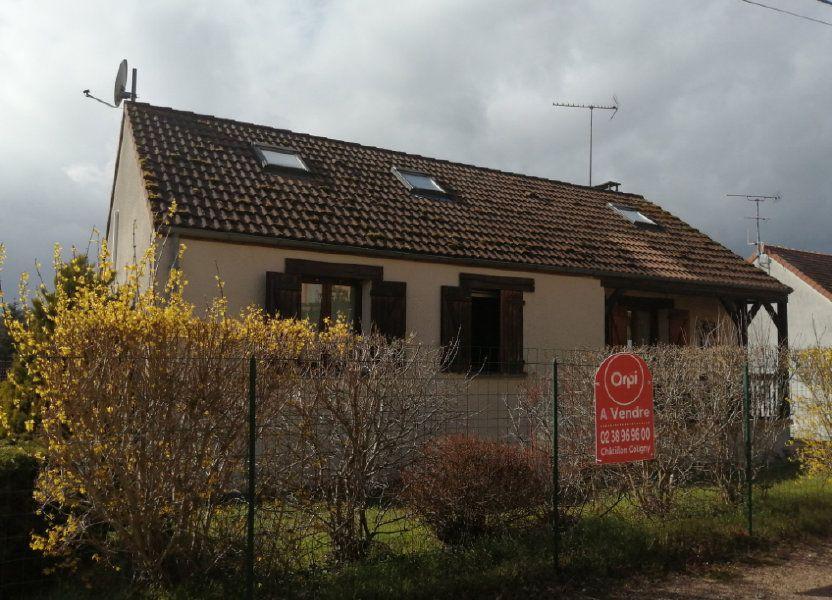 Maison à vendre 100m2 à Rogny-les-Sept-Écluses