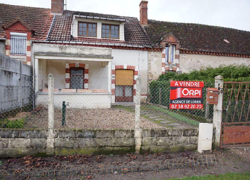 Maison à vendre 70m2 à Montereau