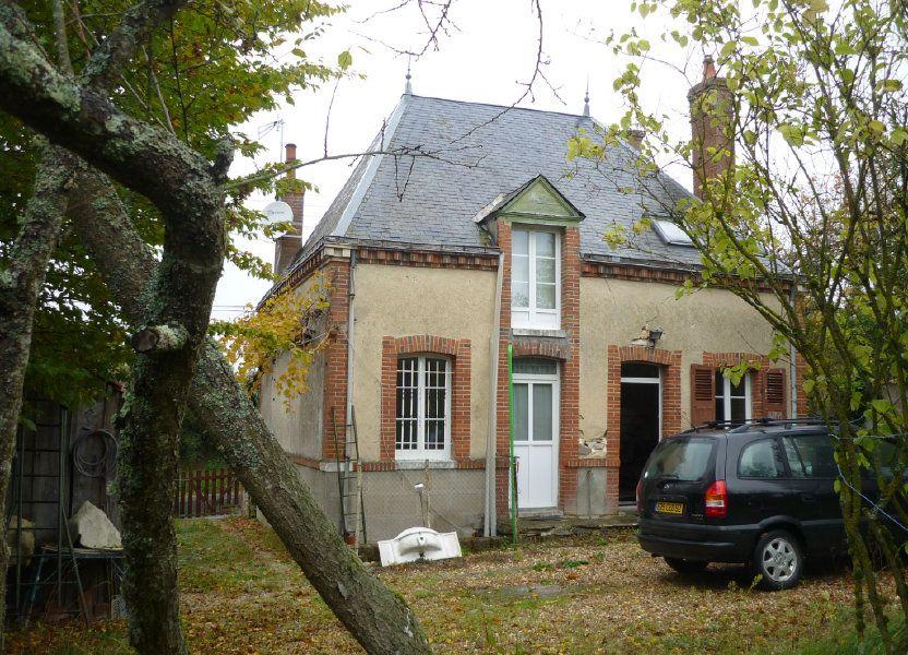 Maison à vendre 56m2 à Varennes-Changy