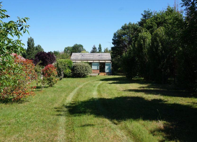 Maison à vendre 68m2 à Beauchamps-sur-Huillard
