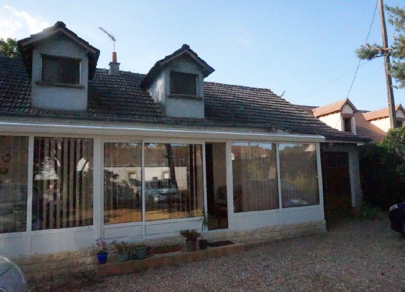 Maison à vendre 105m2 à Les Bordes