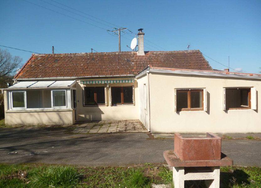 Maison à vendre 74m2 à Varennes-Changy