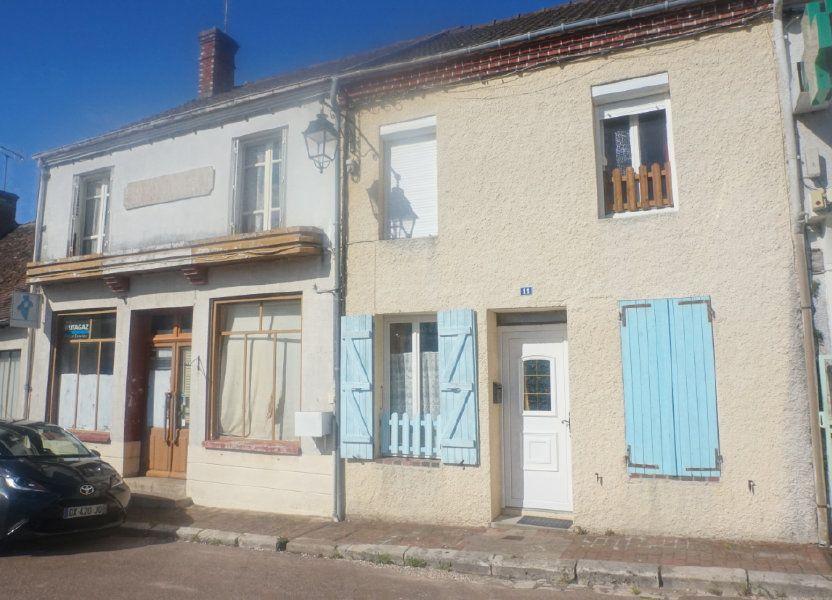 Maison à vendre 90m2 à Rogny-les-Sept-Écluses