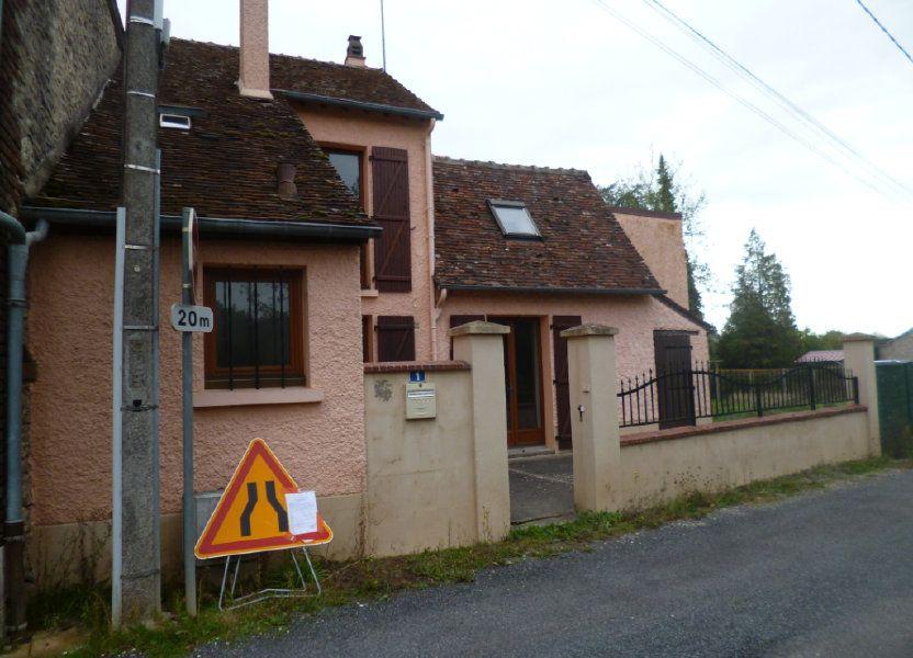 Maison à vendre 124m2 à Châtillon-Coligny