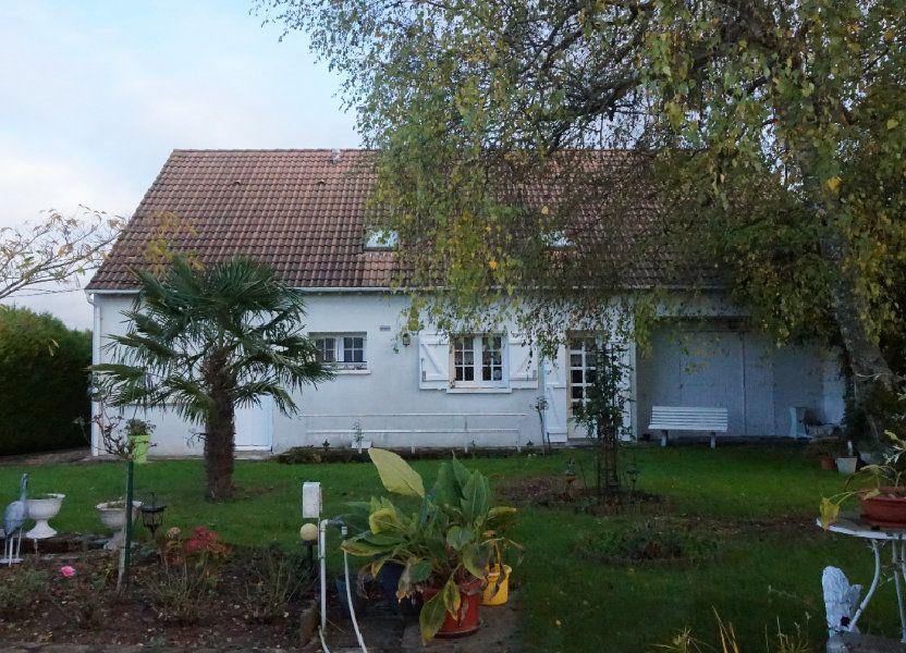 Maison à vendre 180m2 à Quiers-sur-Bézonde