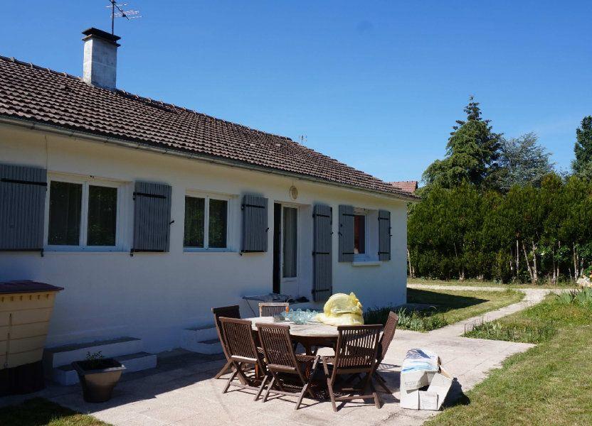 Maison à vendre 169m2 à Nogent-sur-Vernisson
