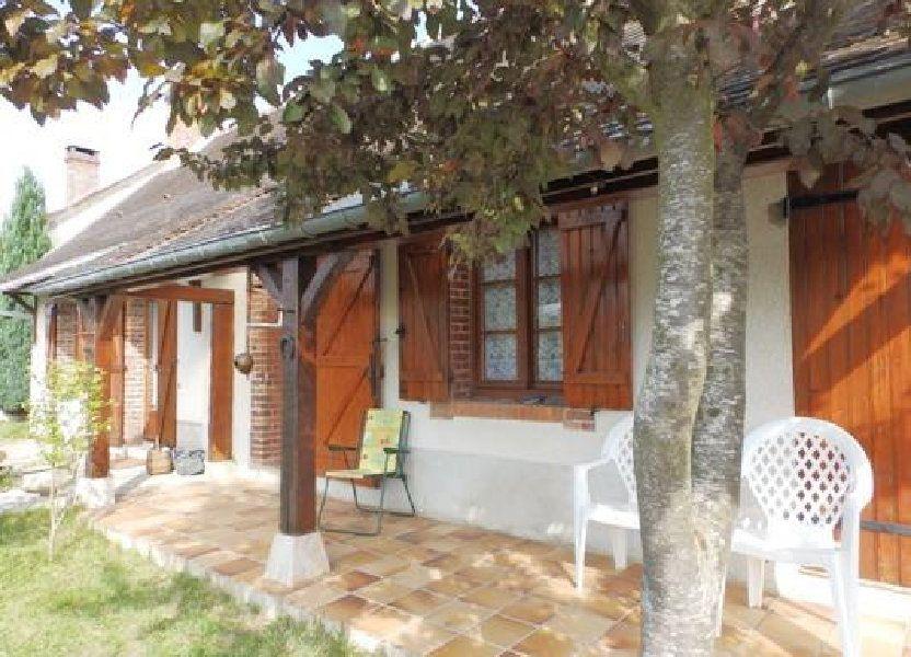 Maison à vendre 110m2 à Rogny-les-Sept-Écluses
