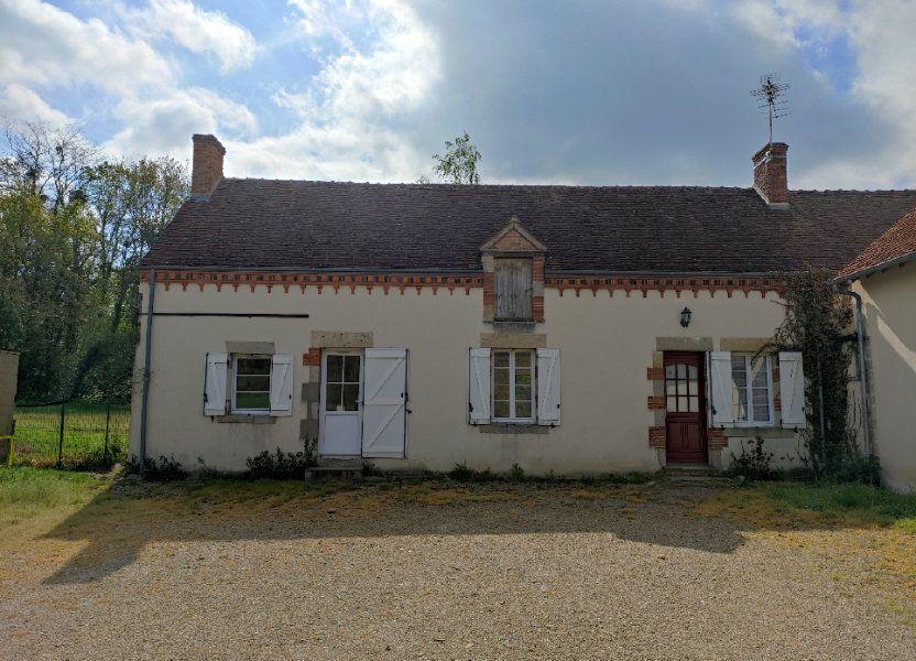 Maison à vendre 91.97m2 à Les Bordes