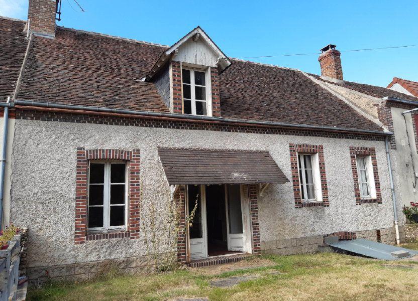 Maison à vendre 91m2 à Saint-Maurice-sur-Aveyron