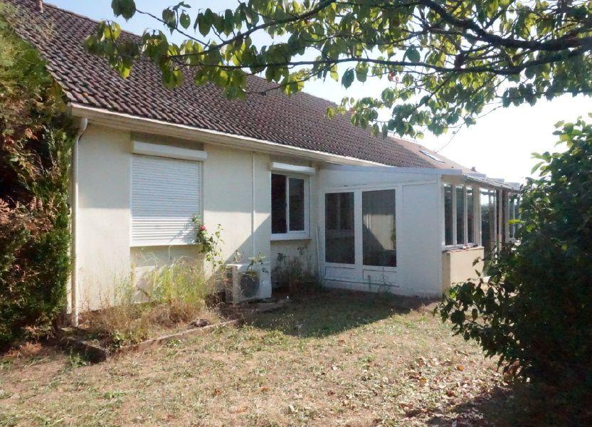 Maison à vendre 107m2 à Saint-Aignan-le-Jaillard
