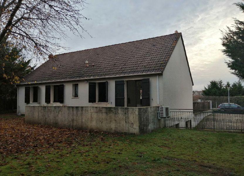 Maison à vendre 98m2 à Montcresson