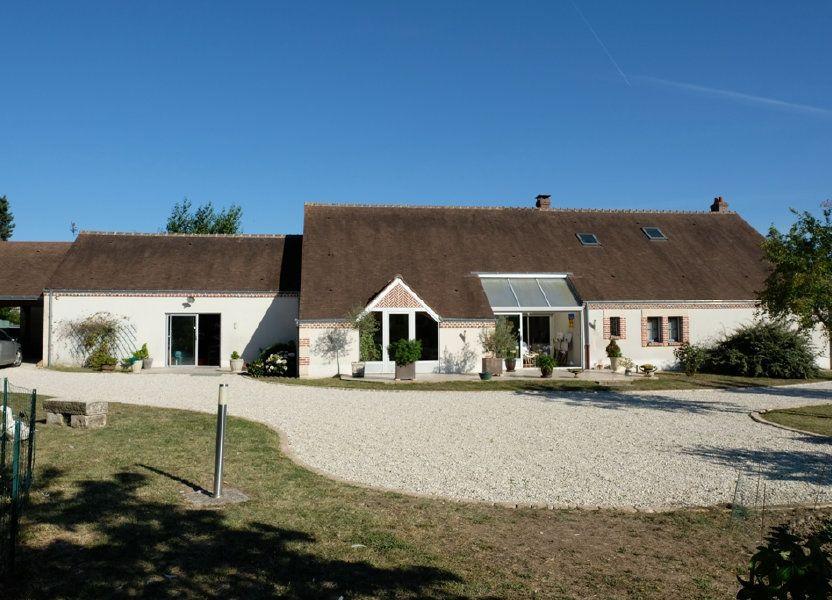 Maison à vendre 207.48m2 à Les Bordes