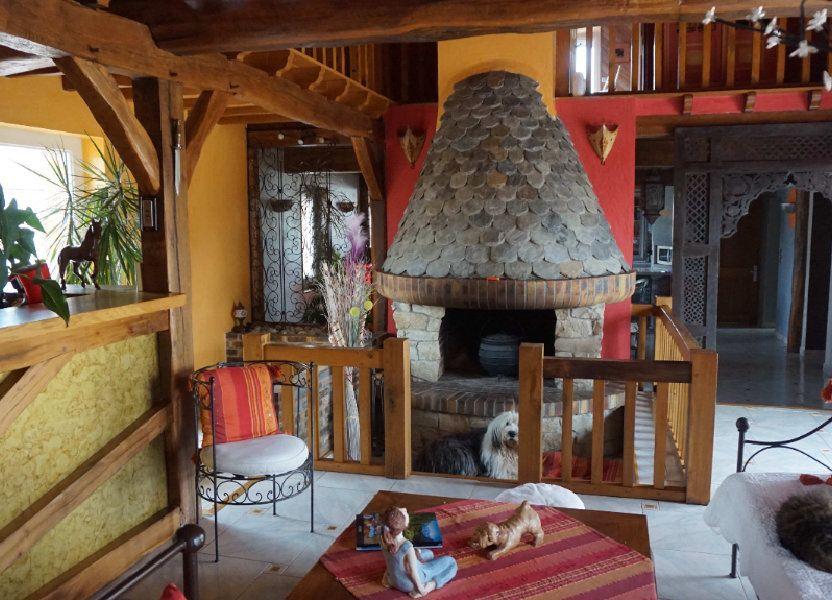 Maison à vendre 205m2 à Le Moulinet-sur-Solin