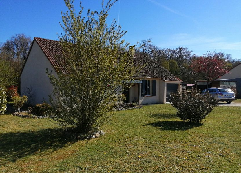 Maison à vendre 93m2 à Rogny-les-Sept-Écluses