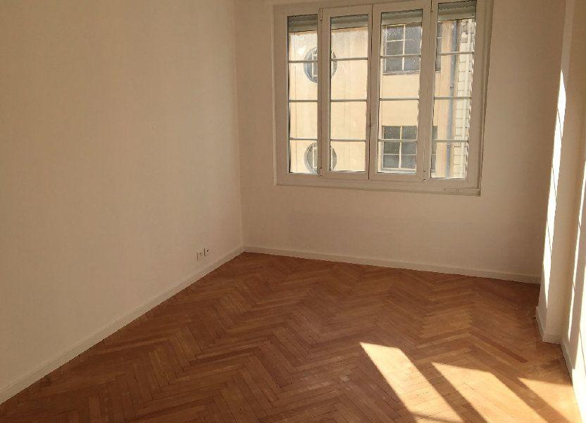 Appartement à louer 43.53m2 à Nice