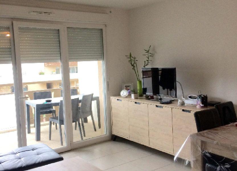 Appartement à louer 41m2 à Carros