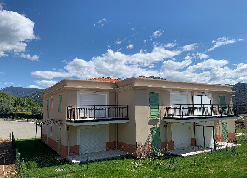 Appartement à louer 38.15m2 à Carros