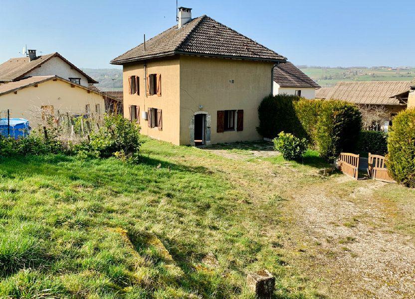 Maison à vendre 90m2 à Chassignieu