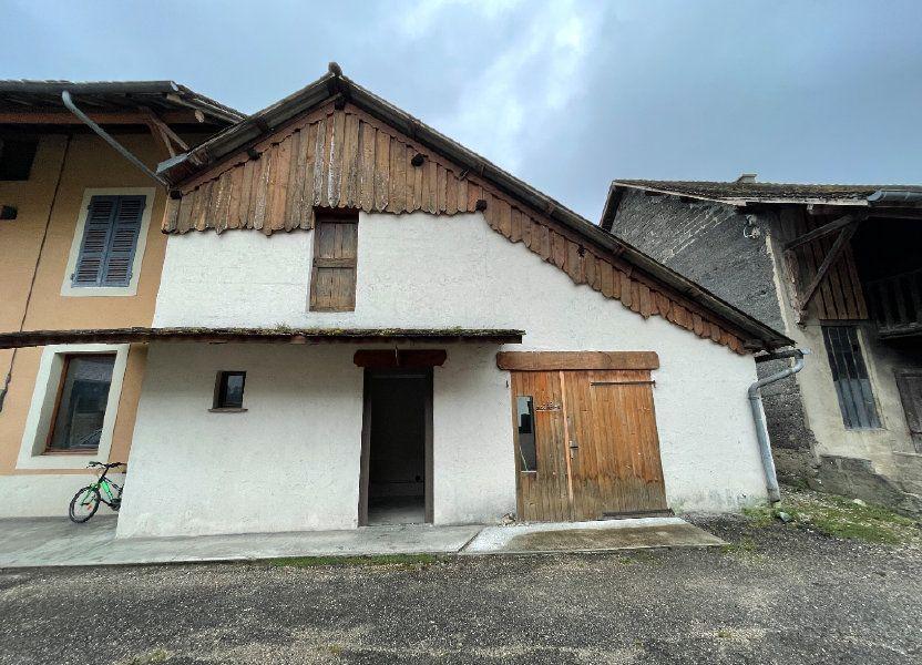 Maison à vendre 69m2 à Entre-deux-Guiers