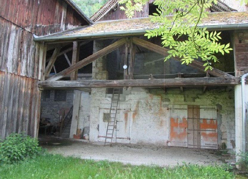 Maison à vendre 80m2 à Saint-Christophe