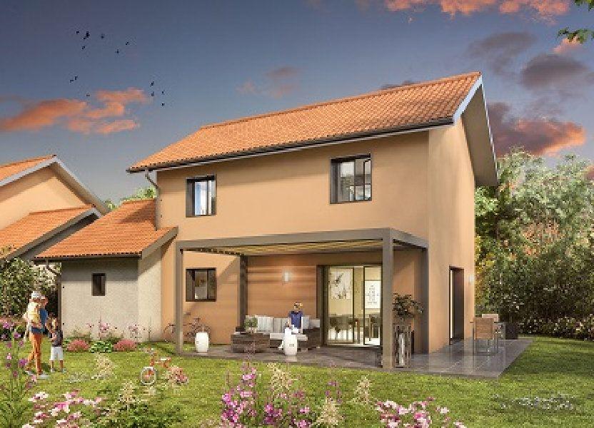 Maison à vendre 92.43m2 à Saint-Laurent-du-Pont