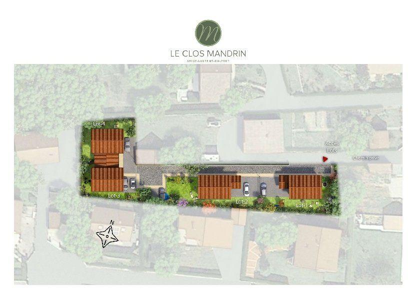 Maison à vendre 92.97m2 à Saint-Laurent-du-Pont