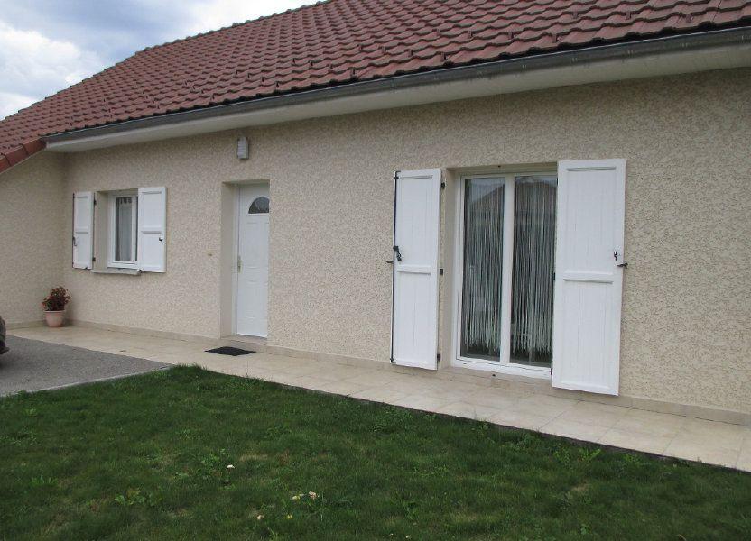 Maison à vendre 140m2 à Saint-Christophe-sur-Guiers