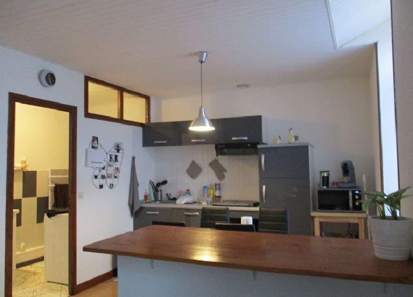 Appartement à louer 48.97m2 à Saint-Laurent-du-Pont