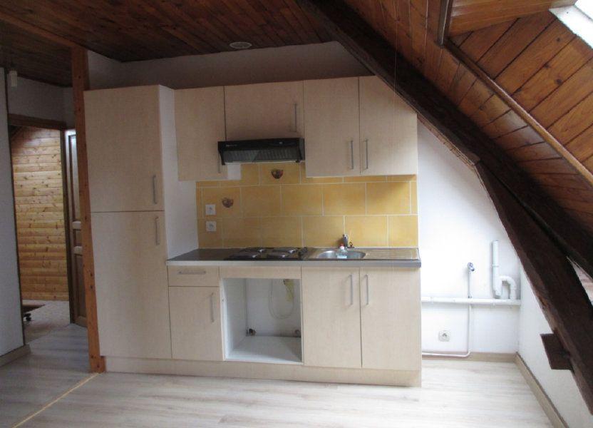 Appartement à louer 20m2 à Saint-Laurent-du-Pont
