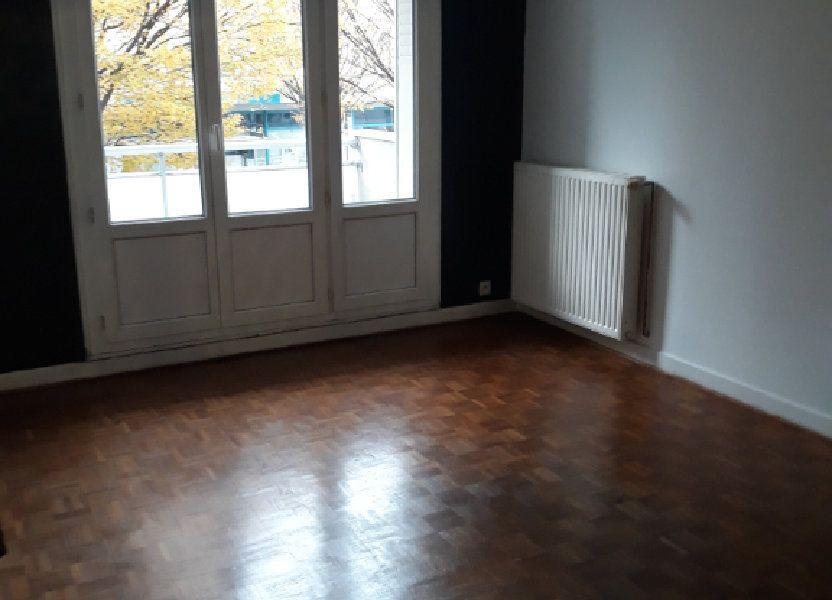 Appartement à louer 62.24m2 à Grenoble