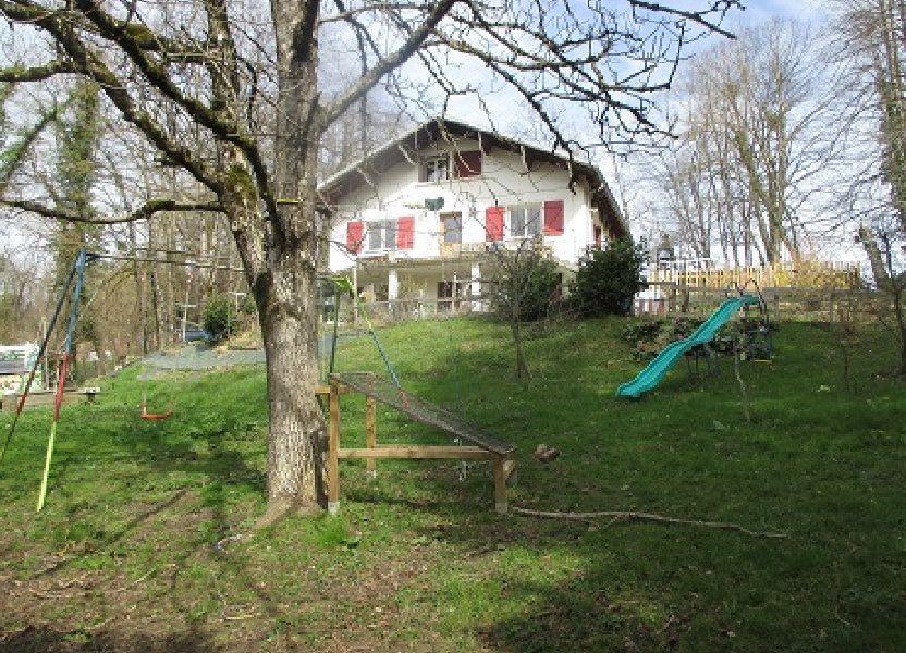 Maison à vendre 95m2 à Saint-Christophe-sur-Guiers