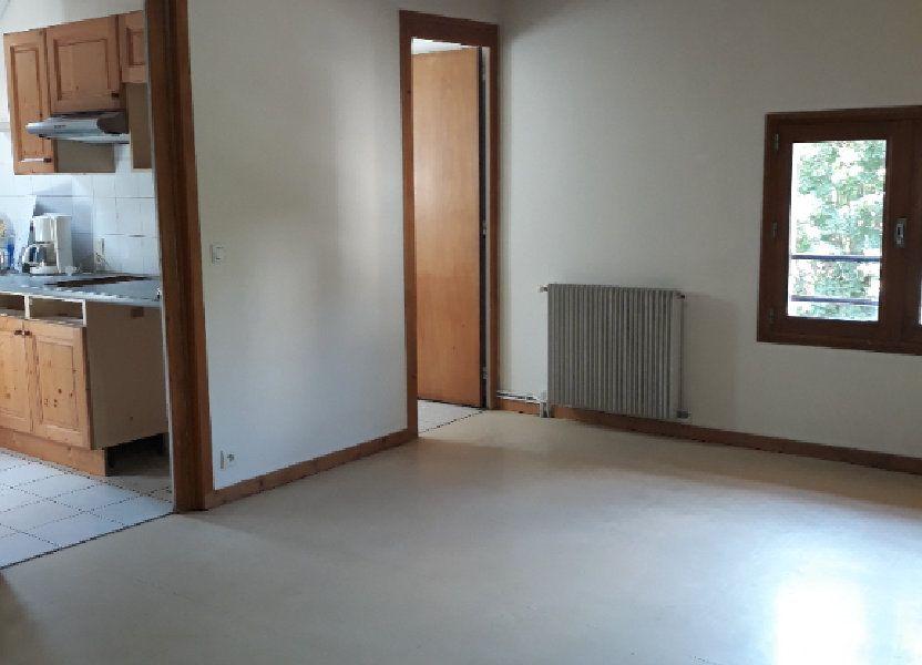 Appartement à louer 43.55m2 à Saint-Pierre-d'Entremont Isère