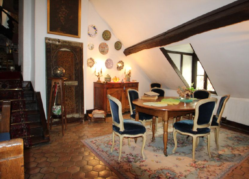 Appartement à vendre 183m2 à Chalon-sur-Saône