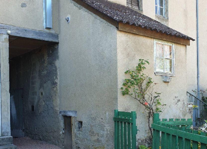 Maison à vendre 100m2 à Génelard