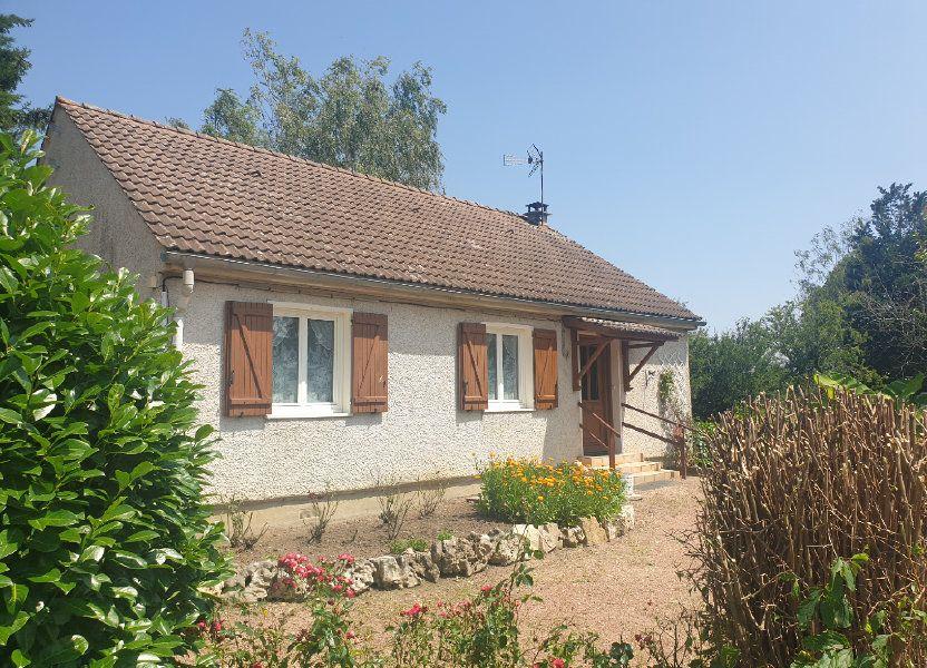 Maison à vendre 85m2 à La Loyère