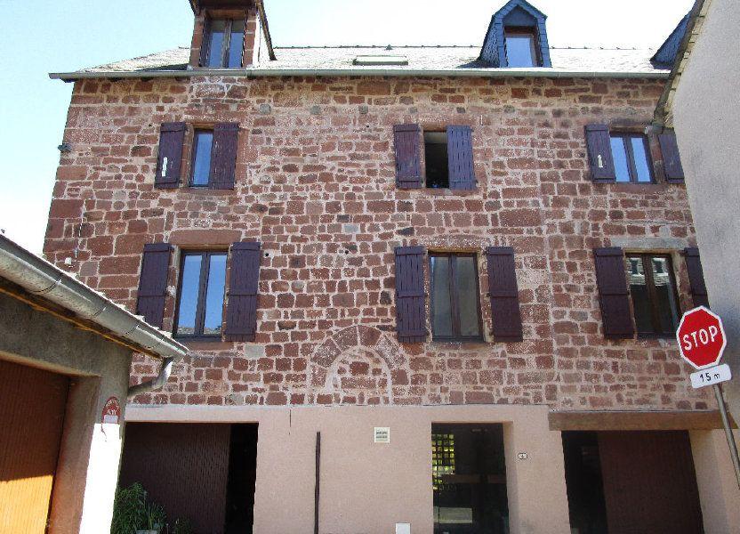 Appartement à louer 60m2 à Marcillac-Vallon