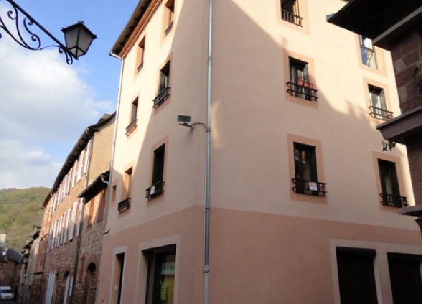 Appartement à louer 25m2 à Villecomtal