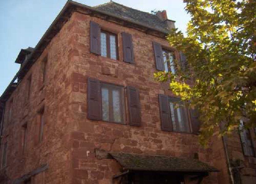 Maison à vendre 150m2 à Saint-Cyprien-sur-Dourdou